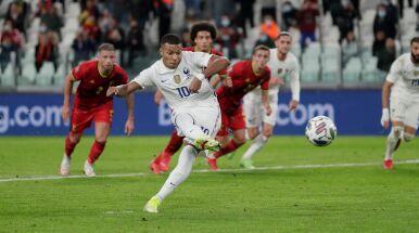 Francja - Hiszpania. Hit w wielkim finale Ligi Narodów
