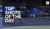 Najlepsze zagrania 9. dnia US Open