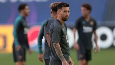 Messi znów trenował z Barceloną