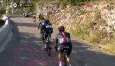 Bernal nie wytrzymał tempa czołówki na ostatnim podjeździe 15. etapu Tour de France