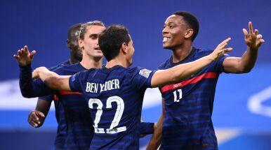 Francuzi znów za mocni dla Chorwatów. Niesamowite osiągnięcie Cristiano Ronaldo