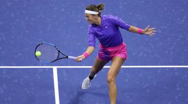 Popis Wiktorii Azarenki w US Open