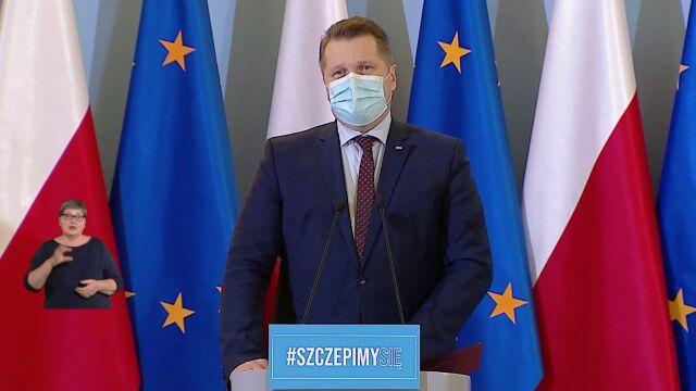 Minister Przemysaw Czarnek