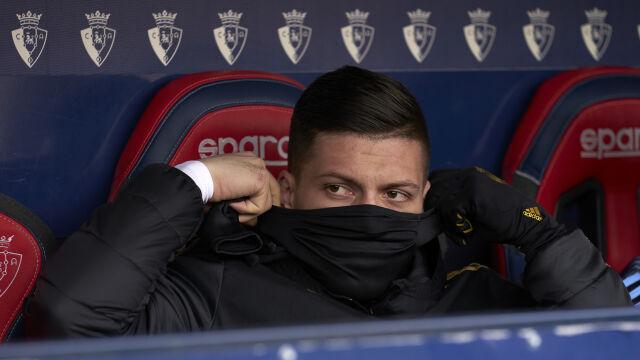 Piłkarz Realu Madryt złamał kwarantannę. Tłumaczy się w kuriozalny sposób