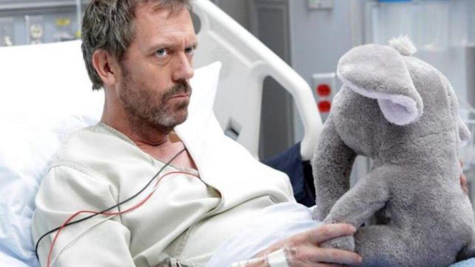 Rak w palcu, chrząstka kurczaka w płucach.  Ile w naszych lekarzach z doktora House'a?