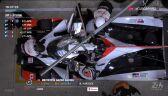 Zmiana kierowcy w zespole lidera wyścigu 24h Le Mans