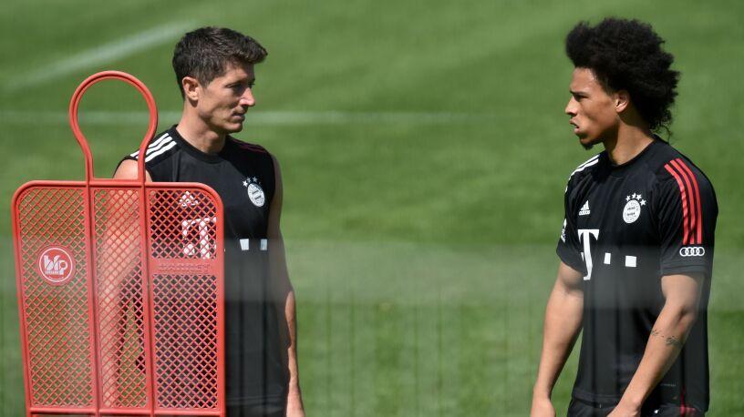 Lewandowski mobilizuje nową gwiazdę Bayernu