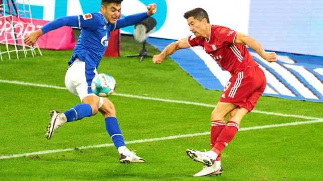 """Lewandowski zachwycił byłego reprezentanta Niemiec. """"Ja zwichnąłbym stopę lub kolano"""""""