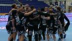 Skrót meczu FC Porto - Elverum Handball w 1. kolejce Ligi Mistrzów w piłce ręcznej