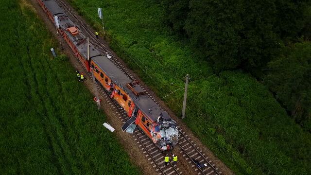 Przywrócono ruch pociągów w zachodniopomorskim