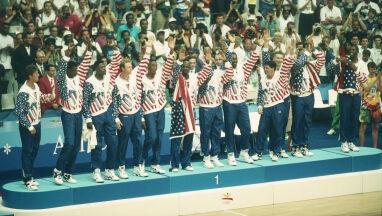 Demolka, helikoptery, autografy dla rywali. 25 lat temu Dream Team Jordana zaczarował igrzyska