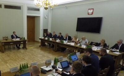 Spięcie między Nowakiem a Wassermann na komisji śledczej