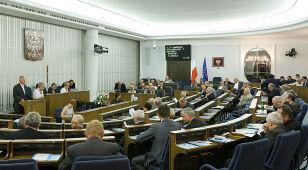 W senacie spór PO i PiS nt. zawieszenia progu ostrożnościowego