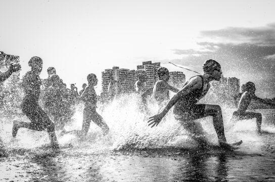 1. miejsce - Brazil Aquathlon