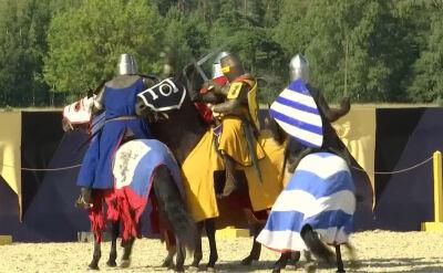Rycerze na koniach i szczęk żelaza czyli święto rycerstwa pod Moskwą