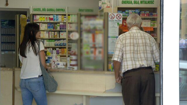 Wydłuża się lista brakujących leków w polskich aptekach