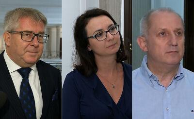 Listy poparcia do KRS. Komentarze Kamili Gasiuk-Pihowicz i Ryszarda Czarneckiego