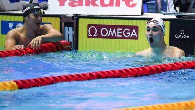 Fenomenalny rekord świata na pływalni. 19-latek szybszy od samego Phelpsa