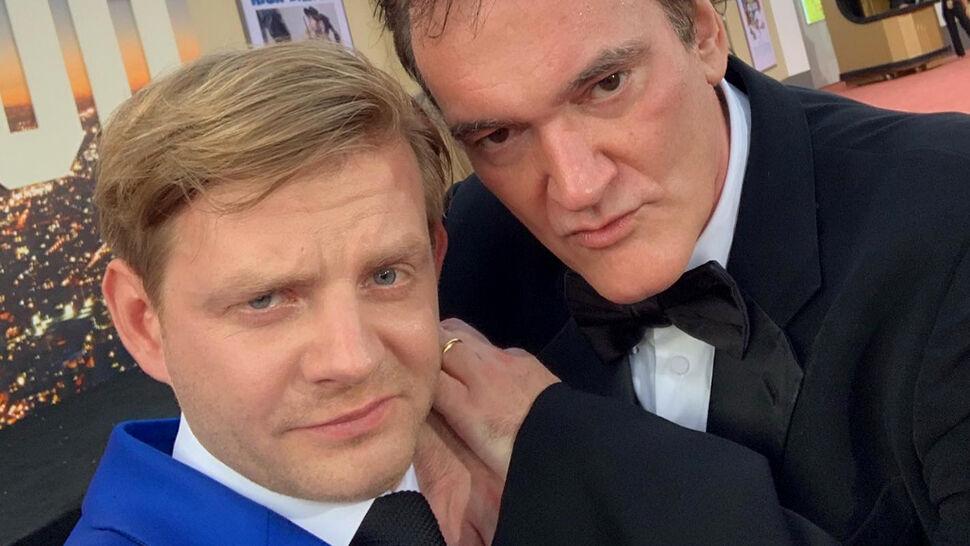 """""""Wielkie przeżycie, wielkie emocje"""". Rafał Zawierucha po premierze filmu Tarantino"""