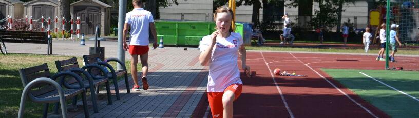 Reprezentacja Polski weźmie udział w lekkoatletycznych mistrzostwach Europy osób z zespołem Downa
