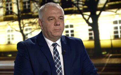 Sasin o słowach szefa MEN: to nie jest stanowisko rządu