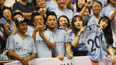 Chińczycy krytykują Manchester City