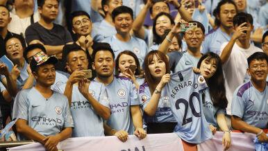 """Chińczycy krytykują City. """"Wracają bez ani jednego nowego kibica"""""""