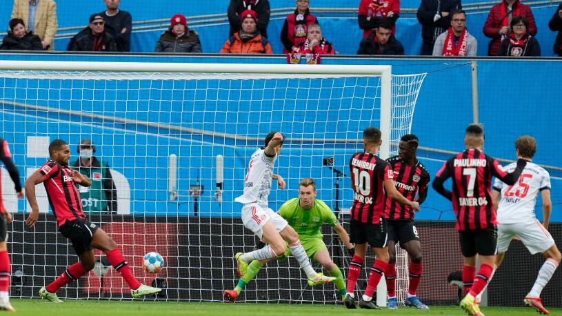 Najładniejszy gol w karierze?  Lewandowski dokonał wielkiej sztuki
