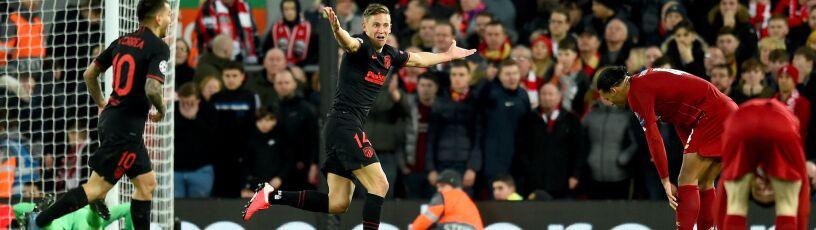 Liverpool chce wyrównać rachunki. Lewandowski jedzie do Portugalii