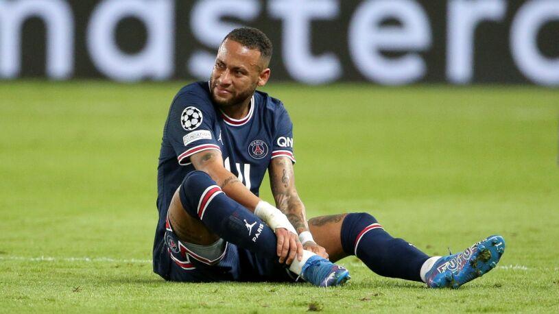 Problemy kadrowe PSG przed meczem z RB Lipsk. Neymar nie zagra