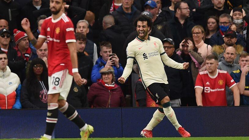 Magik Salah i nienasycony Liverpool.  Manchester rozbity na Old Trafford