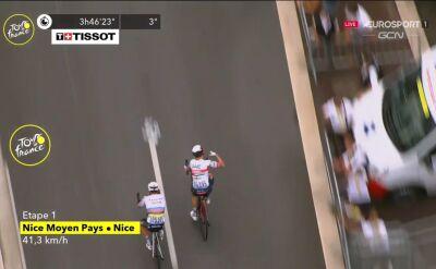 Kristoff wygrał 1. etap Tour de France