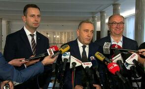 Tomasz Grodzki z Koalicji Obywatelskiej kandydatem opozycji na marszałka Senatu