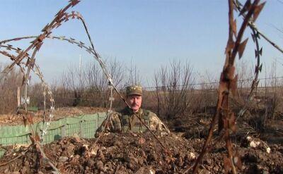 Nie wiadomo, czy prorosyjscy separatyści wycofają się z okupowanych terenów na Ukrainie