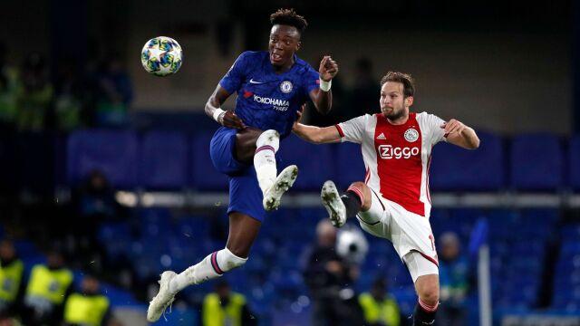 Od 1:4 do 4:4. Piłkarze Chelsea i Ajaksu zadbali o emocje