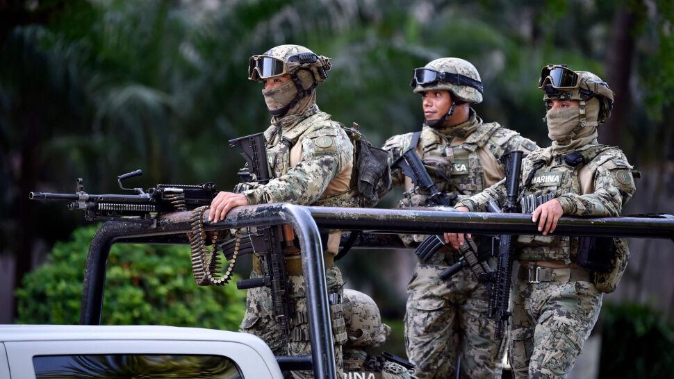 Atak kartelu, zginęli obywatele USA. Trump: to czas, by wszcząć wojnę