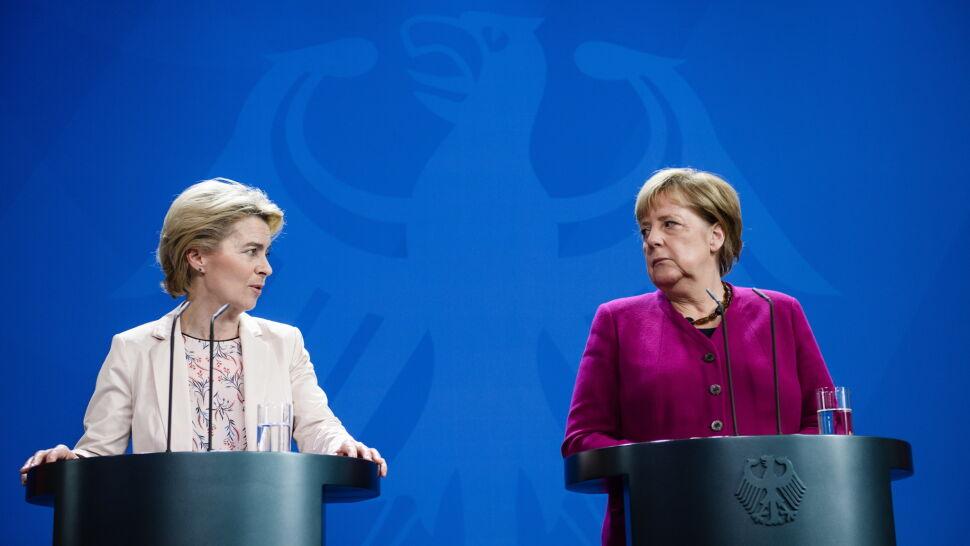 Von der Leyen: Unia Europejska powinna skutecznie sterować migracjami