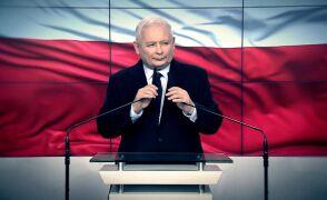 Jarosław Kaczyński nie był zadowolony z wymiarów zwycięstwa w wyborach