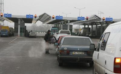 Polska straż graniczna zatrzymała obywatela Ukrainy