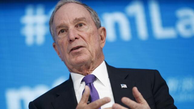 Ósmy najbogatszy Amerykanin rozważa start w wyborach prezydenckich