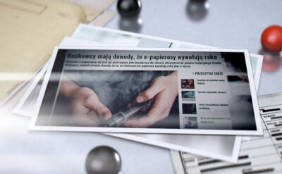 E-papierosy, niegroźna moda czy nowy problem
