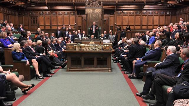 Brytyjski parlament rozwiązany