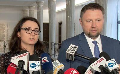 """""""Za chwileczkę może się okazać, że pan Kuchciński może zostać prezesem LOT"""""""