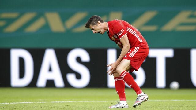 Światowe media: żaden piłkarz nie może czuć się bardziej przybity niż Lewandowski
