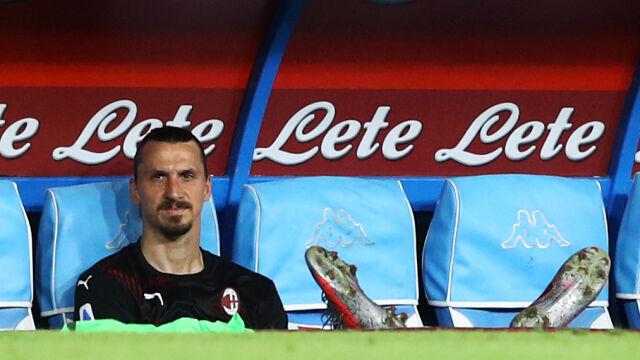 """""""Myślisz, że już po mnie?"""". Ibrahimović się odgraża"""