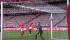 Skrót meczu Benfica - Sporting w 34. kolejce ligi portugalskiej