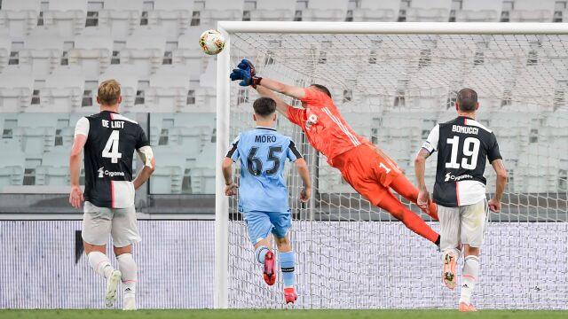 Kapitalny Szczęsny. Juventus wygrał w hicie