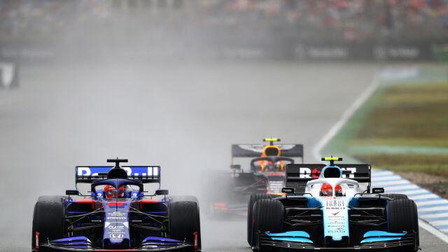 Przed rokiem Kubica zdobył tam jedyny punkt w sezonie. Teraz Grand Prix odwołano