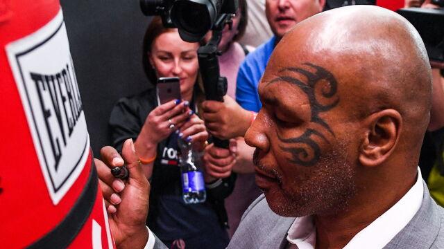 Specjalne zasady, wygrana tylko przez nokaut. Tyson nie będzie walczył dla pieniędzy