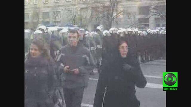 Zadyma w Warszawie (internautka Agata)
